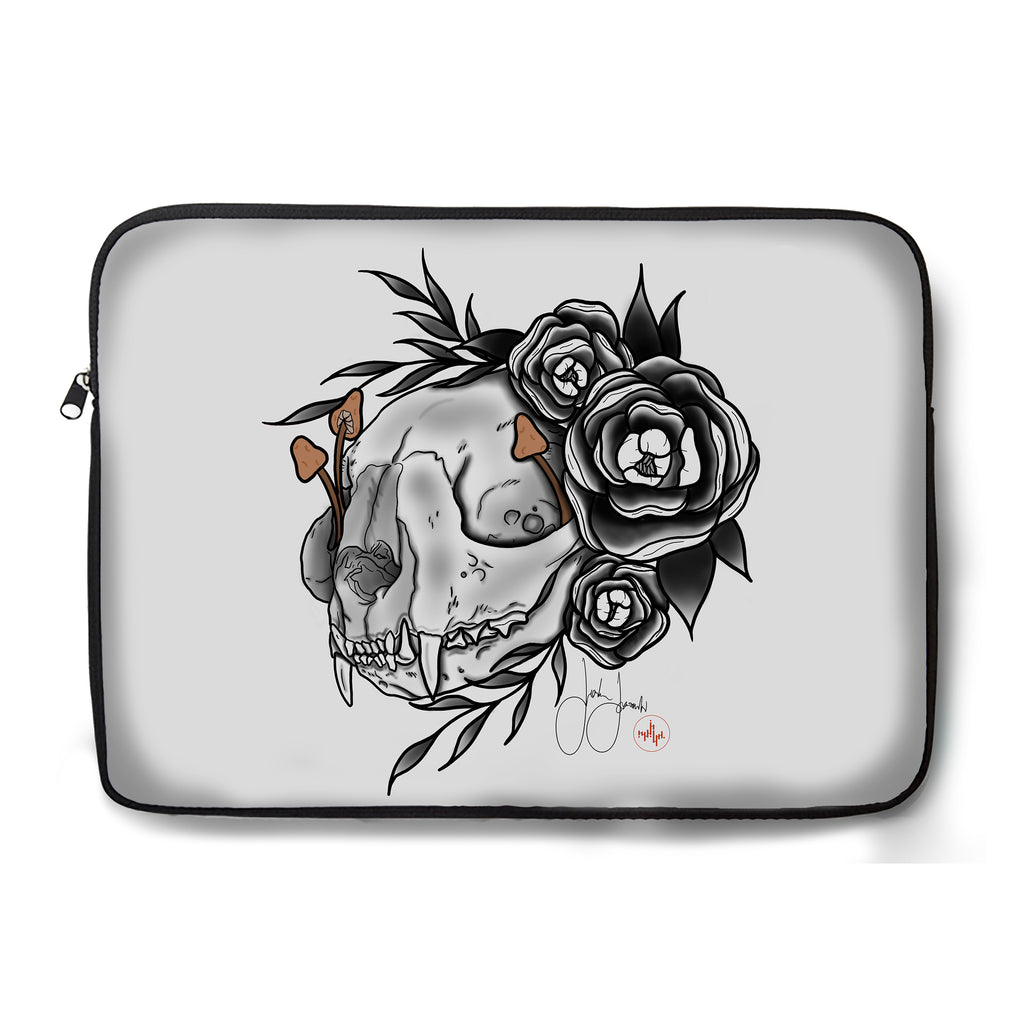 Jordan Rose - Growth out of Bone - Laptop Sleeve