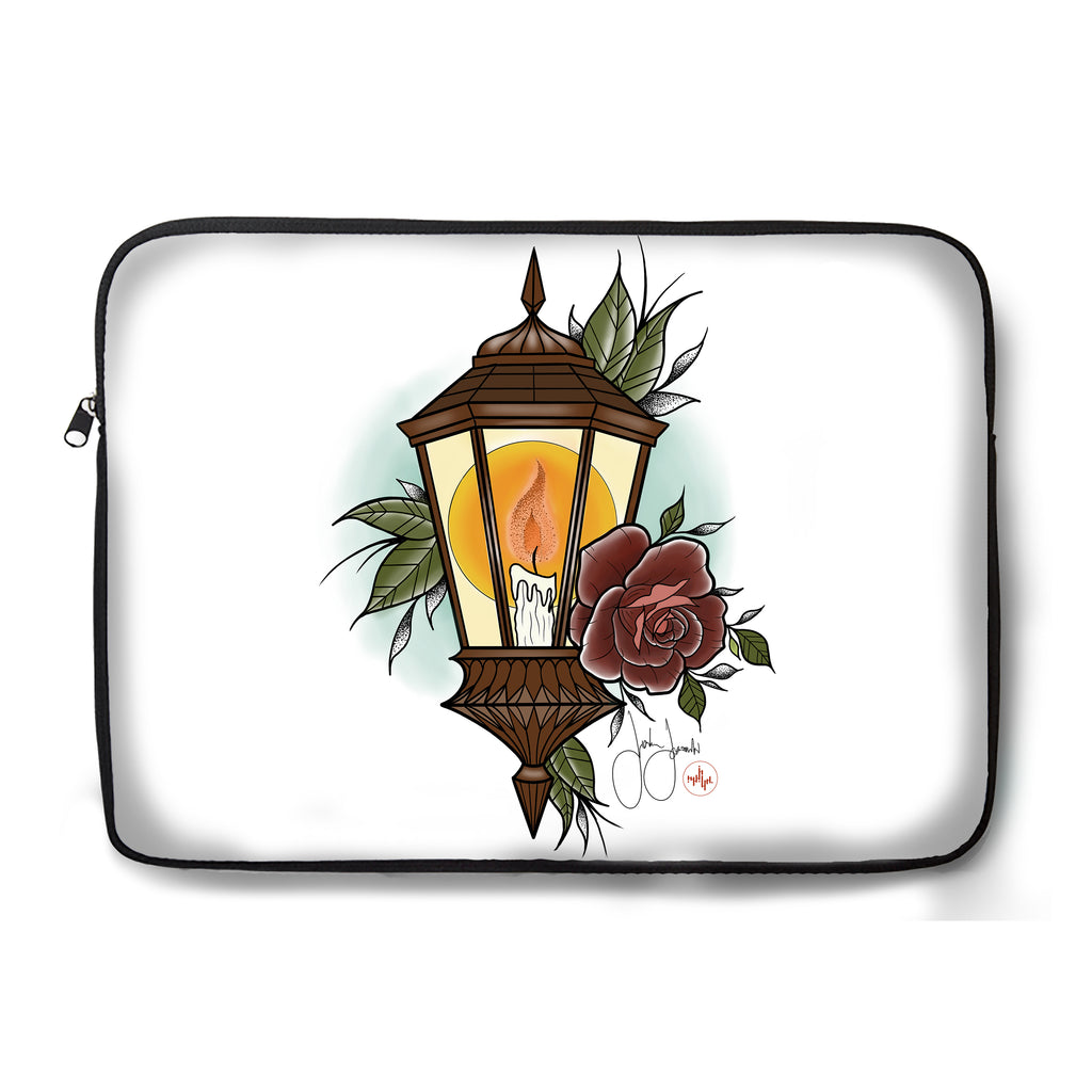 Jordan Rose - Light of Love - Laptop Sleeve