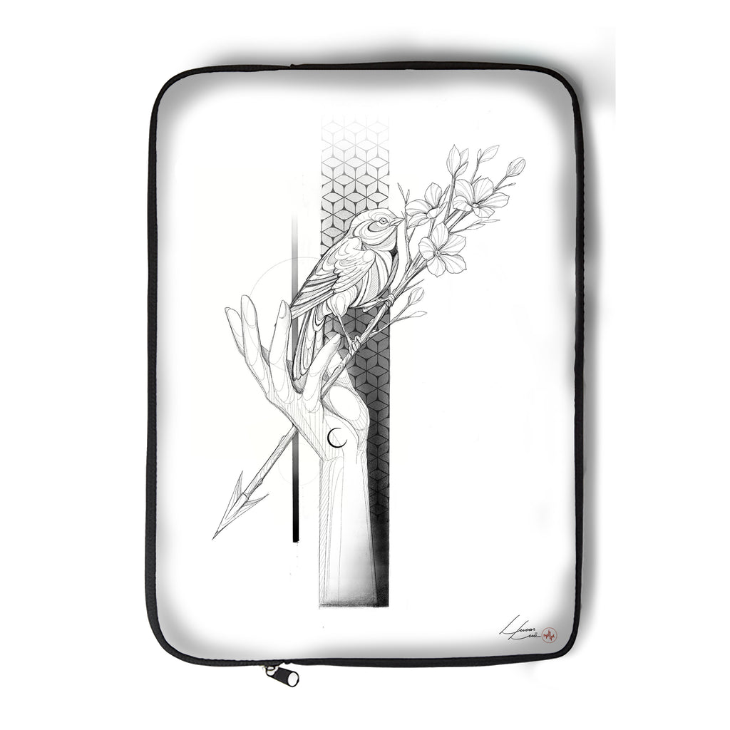 Lucas Lua - Freedom - Laptop Sleeve