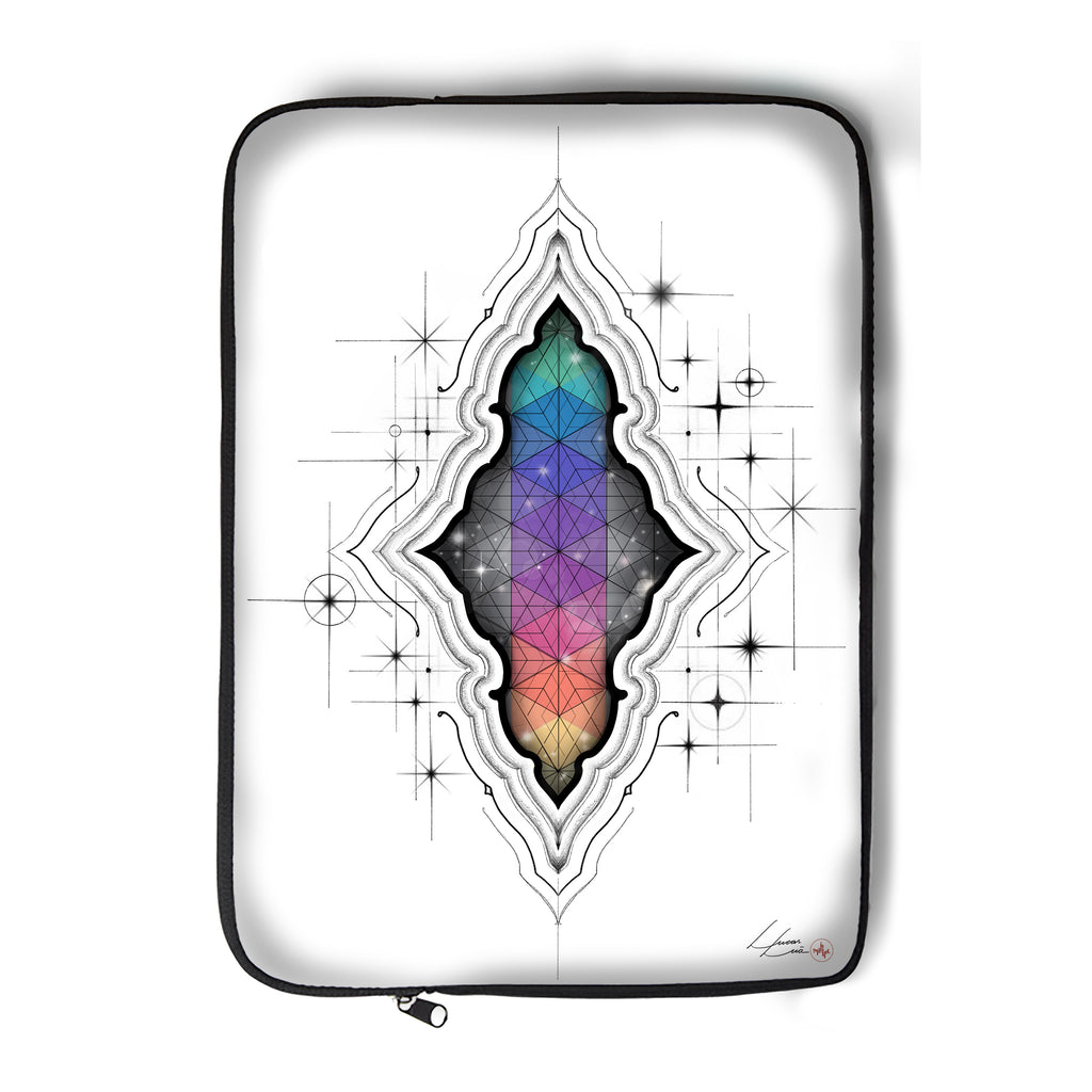 Lucas Lua - Portal - Laptop Sleeve