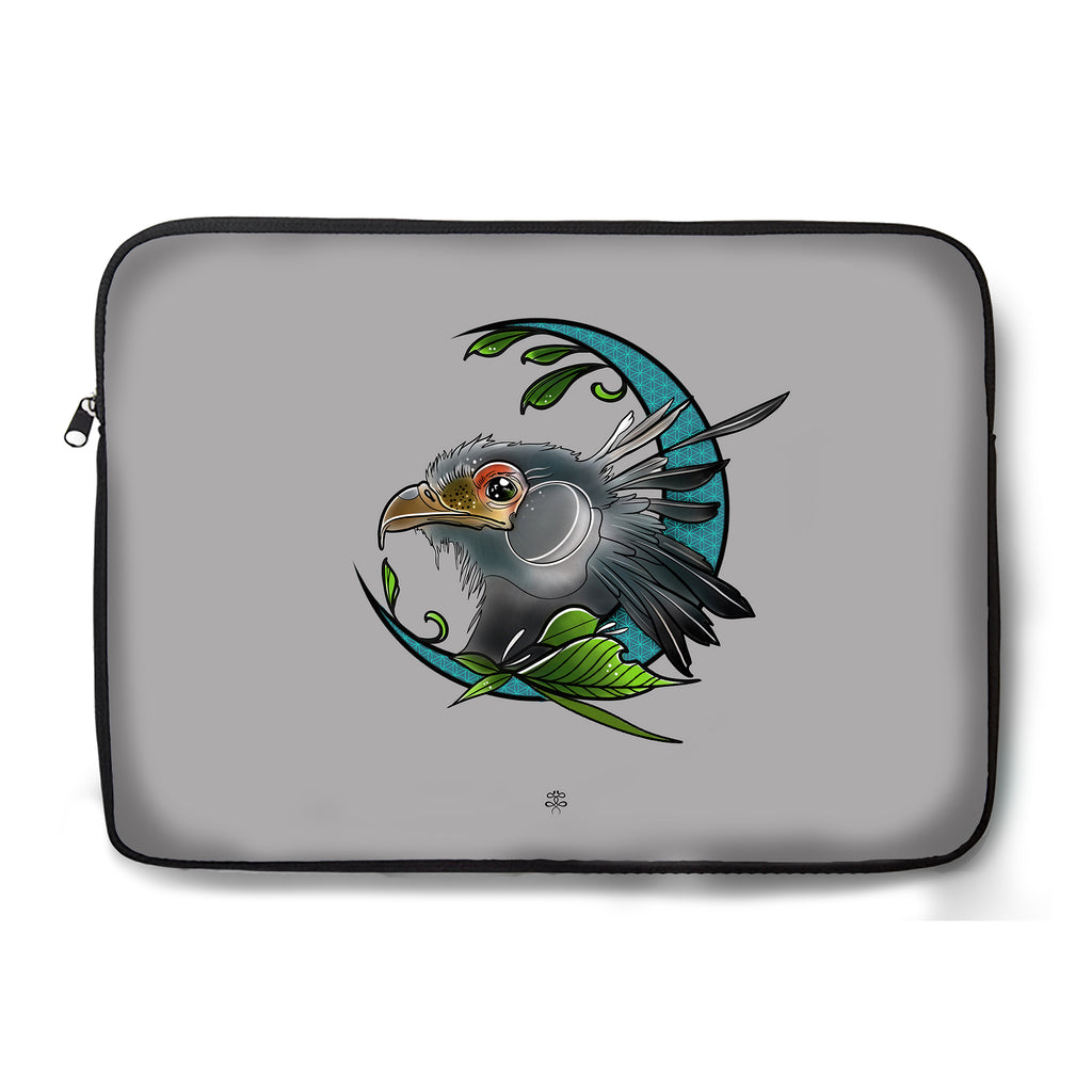 Naysla Droguett - Secretary - Laptop Sleeve