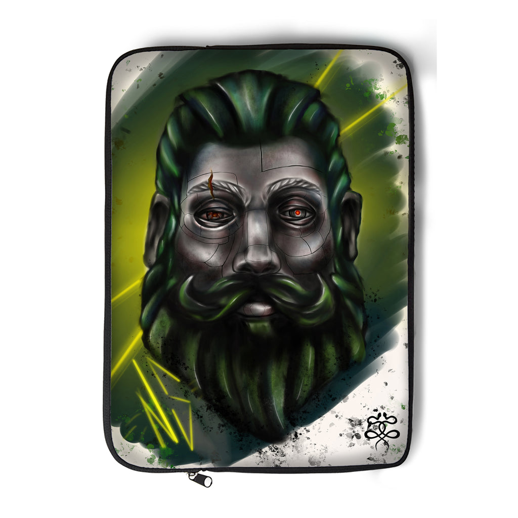 Newschoolenko Max - Woodcutter - Laptop Sleeve