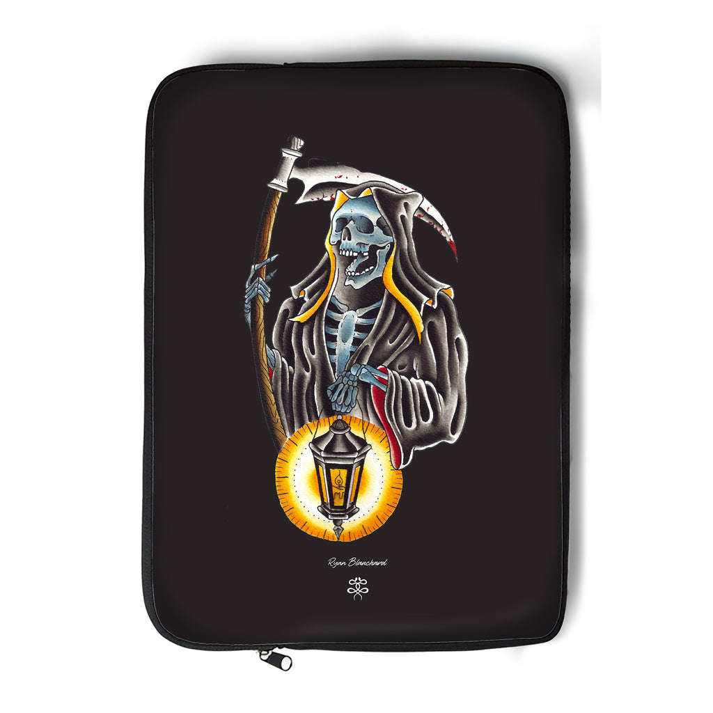Ryan Blanchard - Death - Laptop Sleeve
