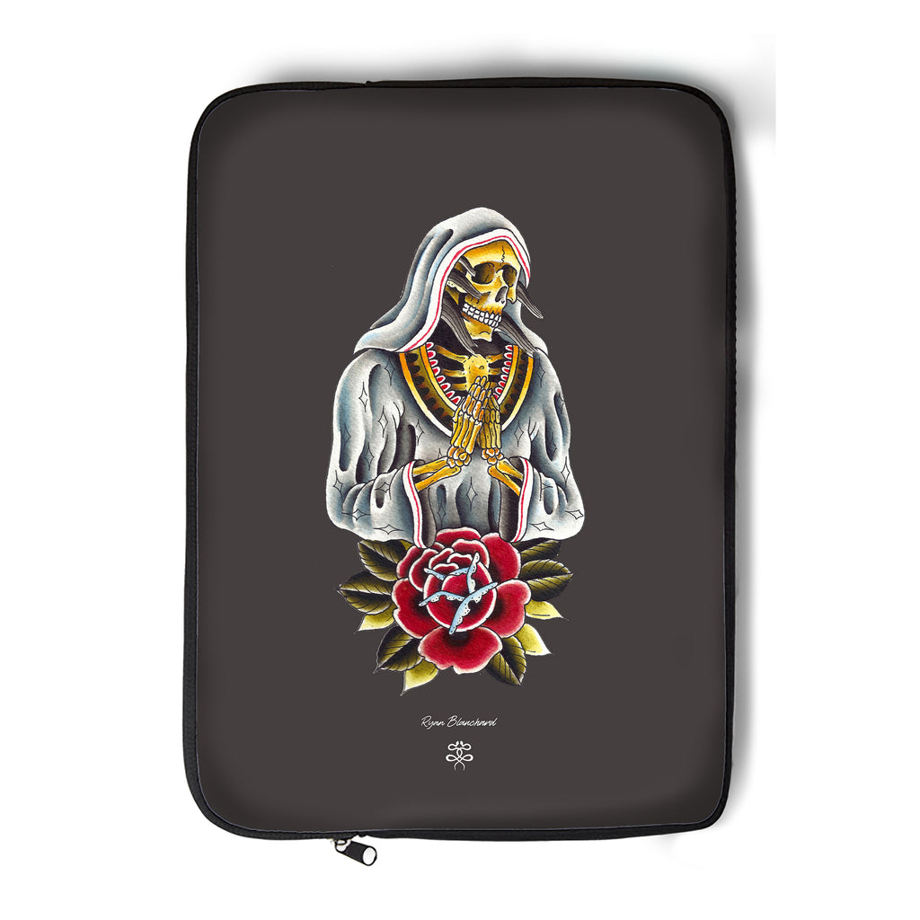 Ryan Blanchard - Lady Death - Laptop Sleeve