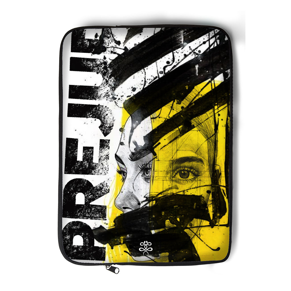 Sameer Patange - Prejudice - Laptop Sleeve