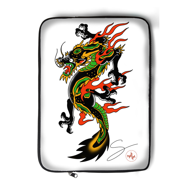 Seth Alexander - Americana Dragon Full - Laptop Sleeve