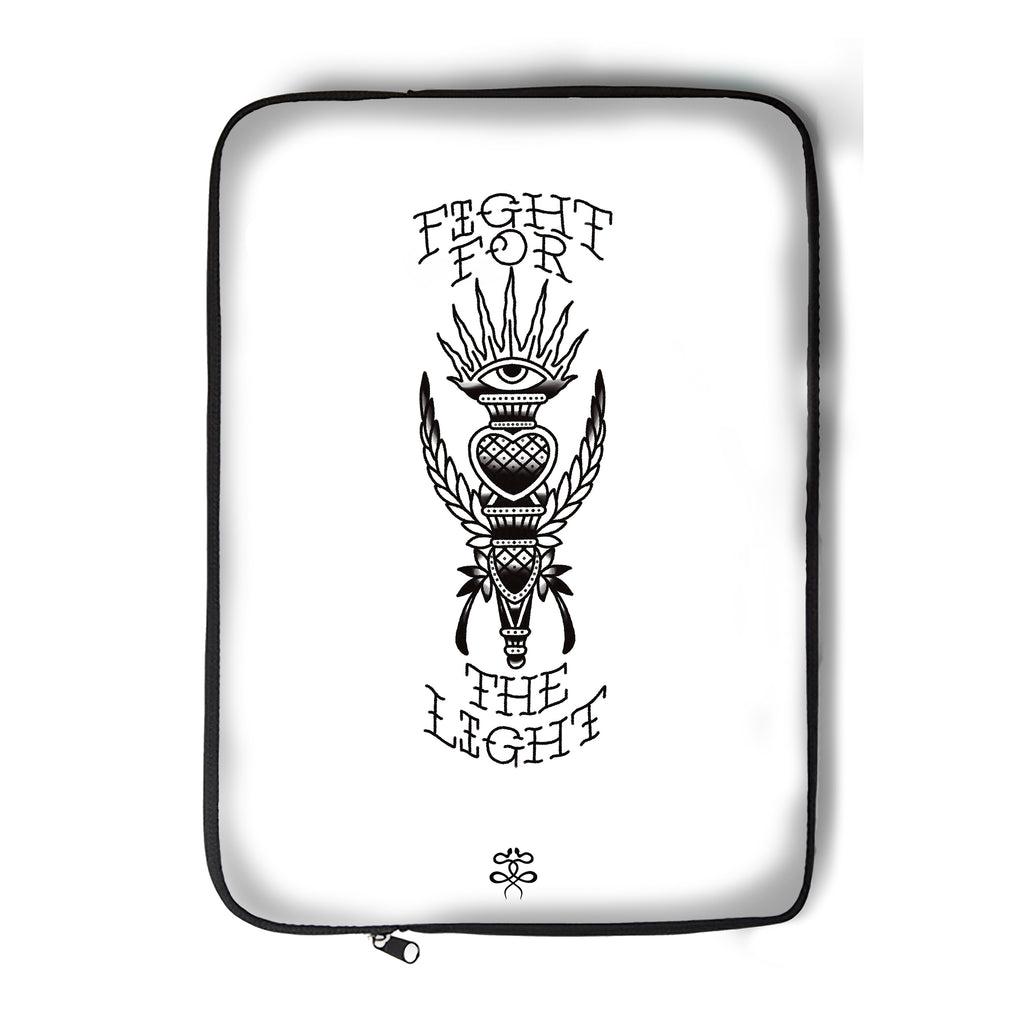 Seth Alexander - Fight for the Light - Laptop Sleeve