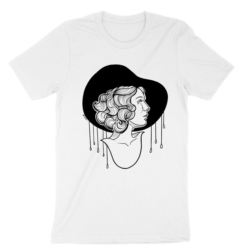 Molly Vee - Crying In The Rain - T-Shirt