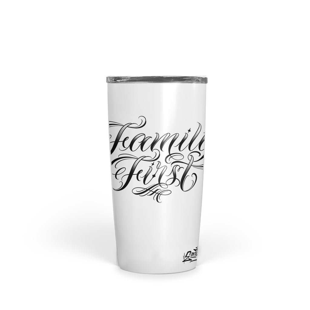 Edmar Ramirez - Family First - Tumbler