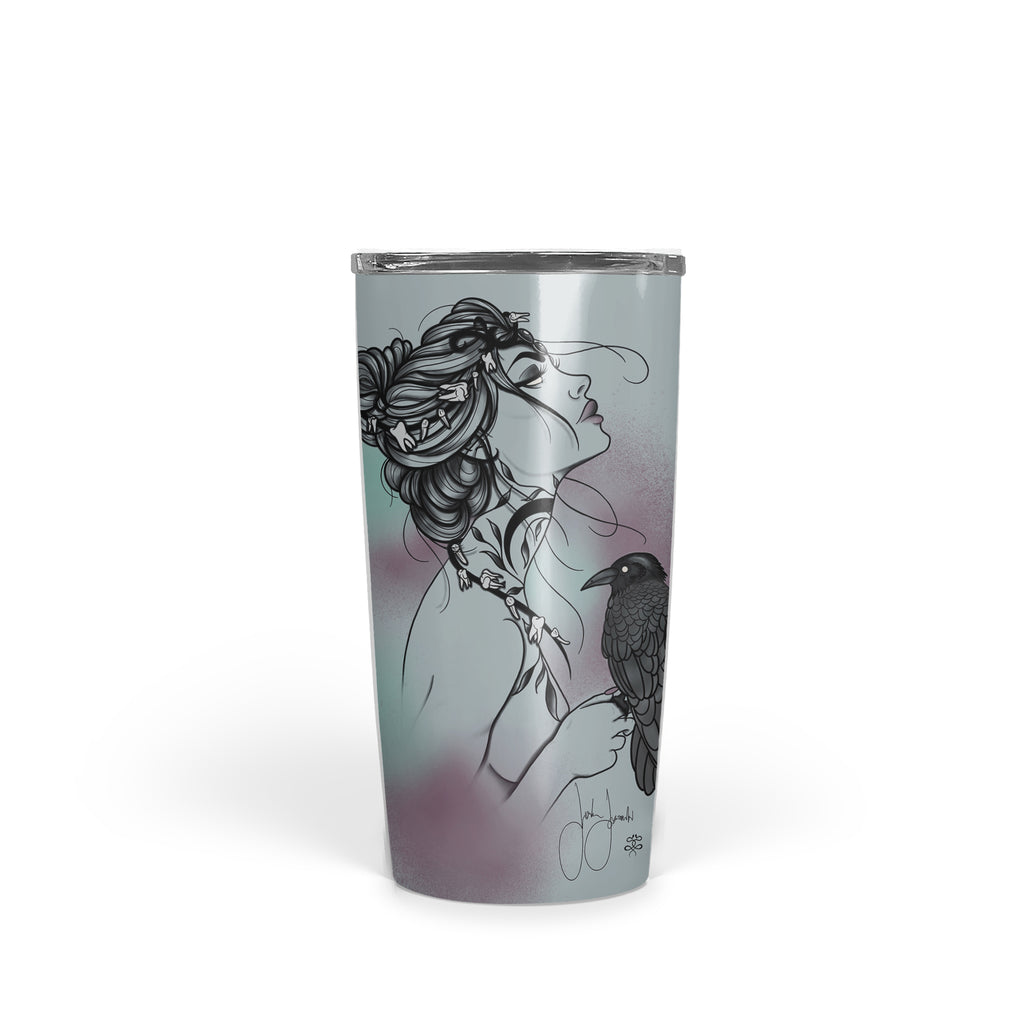 Jordan Rose - Bird Lady - Tumbler