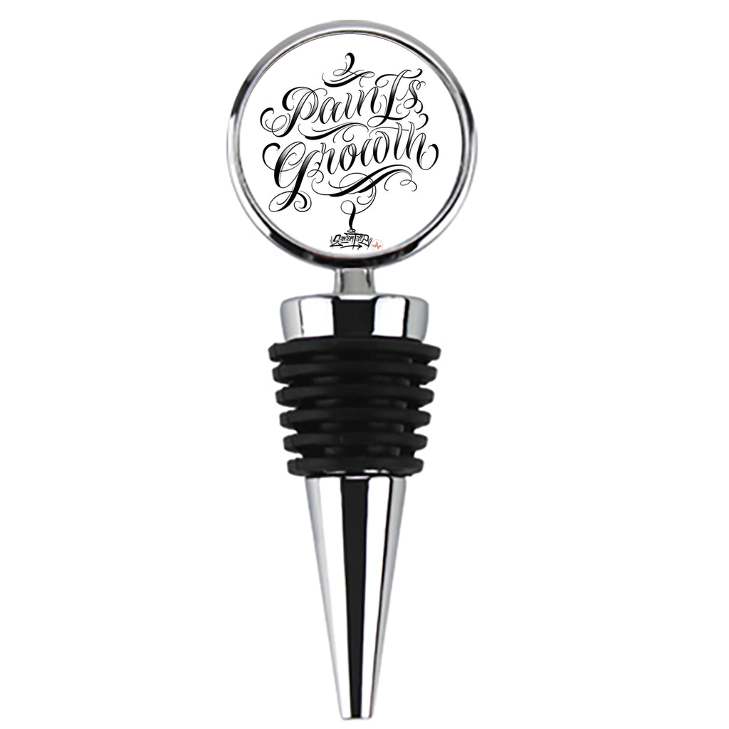 Edmar Ramirez - Growth - Wine Stopper