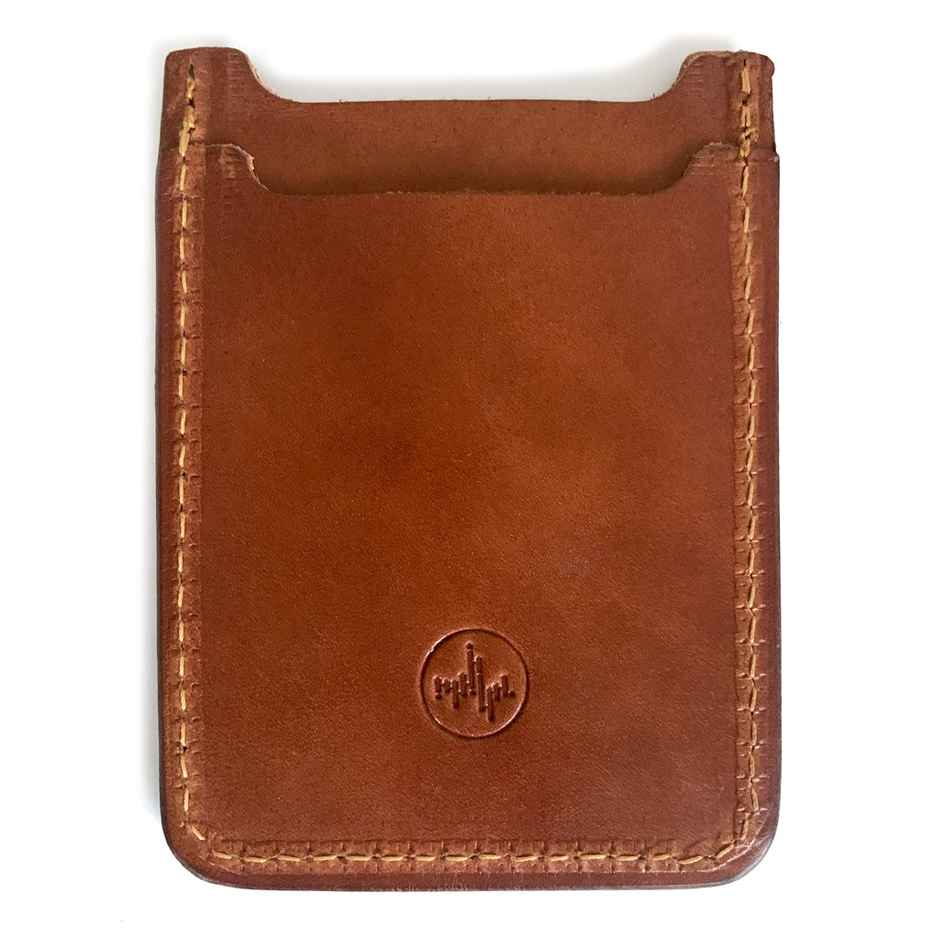 Seth Alexander - Male Finch - Leather Minimalist Wallet