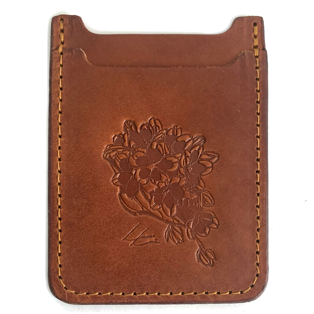 Lucas Lua - Biophilia- Leather Minimalist Wallet