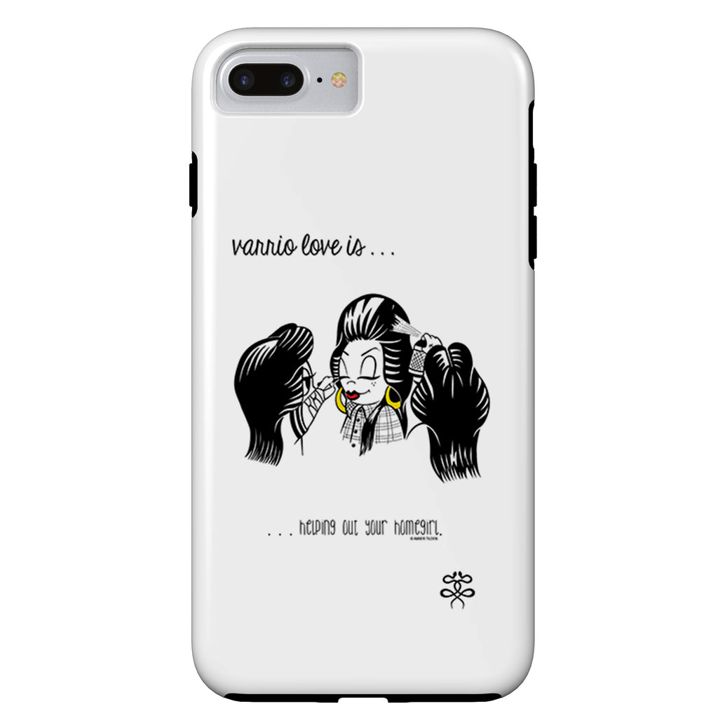 Amber Tilden - Homegirls - iPhone Case