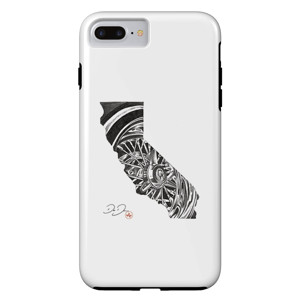 Dago Dane - Cali Life - iPhone Case
