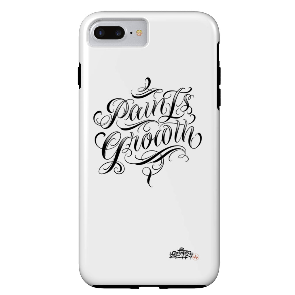 Edmar Ramirez - Growth - iPhone Case