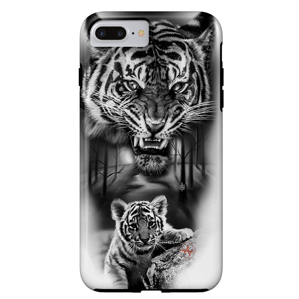 Kumbia - Awakened Potential - iPhone Case