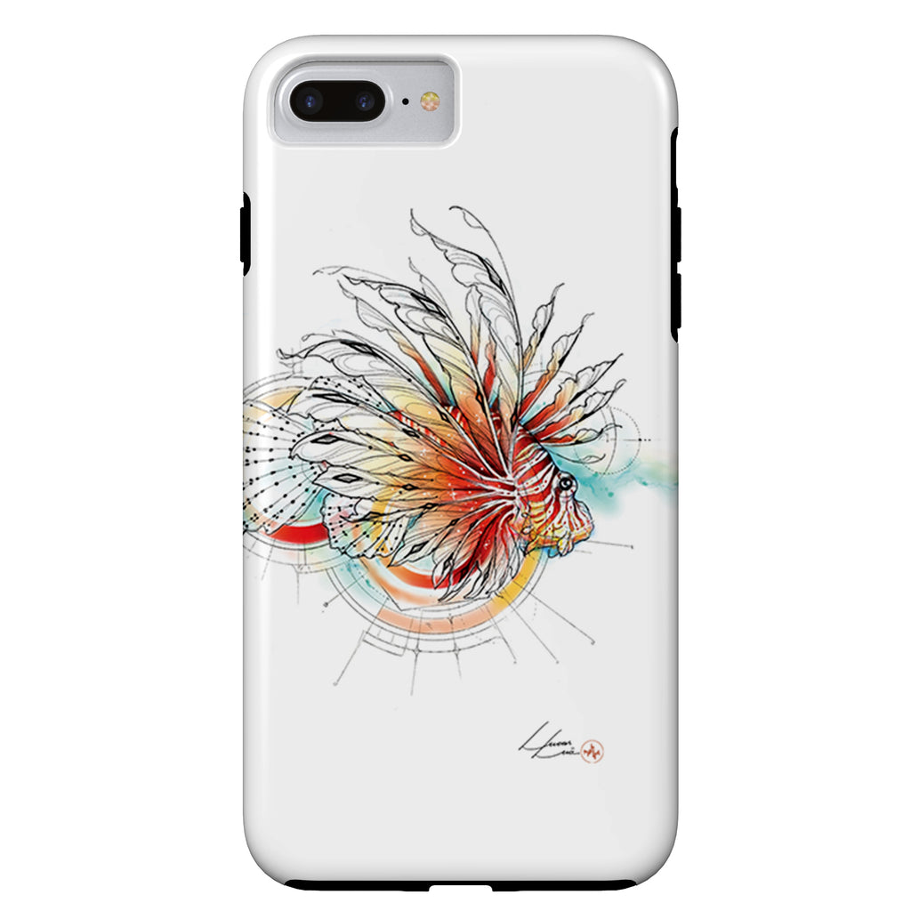 Lucas Lua - Lionfish - iPhone Case