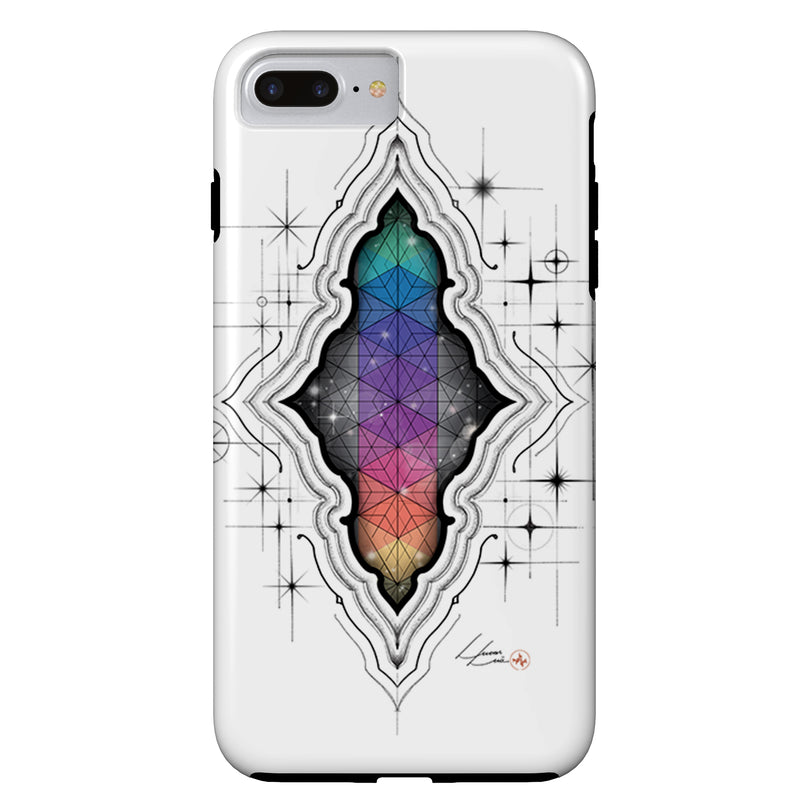 Lucas Lua - Portal - iPhone Case