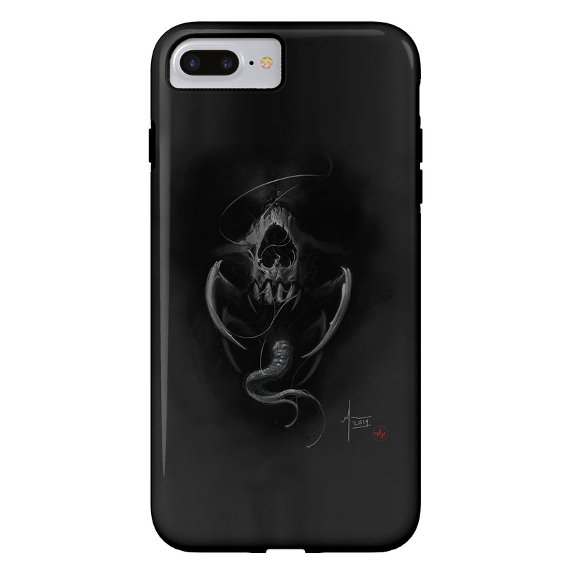 Nathan Marti - Dark Matter - iPhone Case