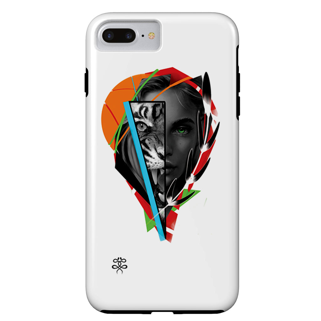 Newschoolenko Max - Beast Inside - iPhone Case