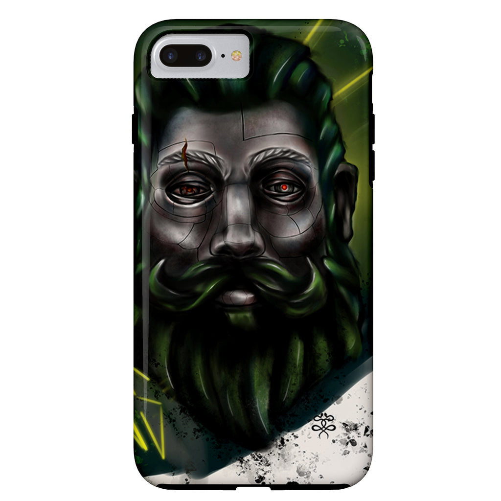 Newschoolenko Max - Woodcutter - iPhone Case