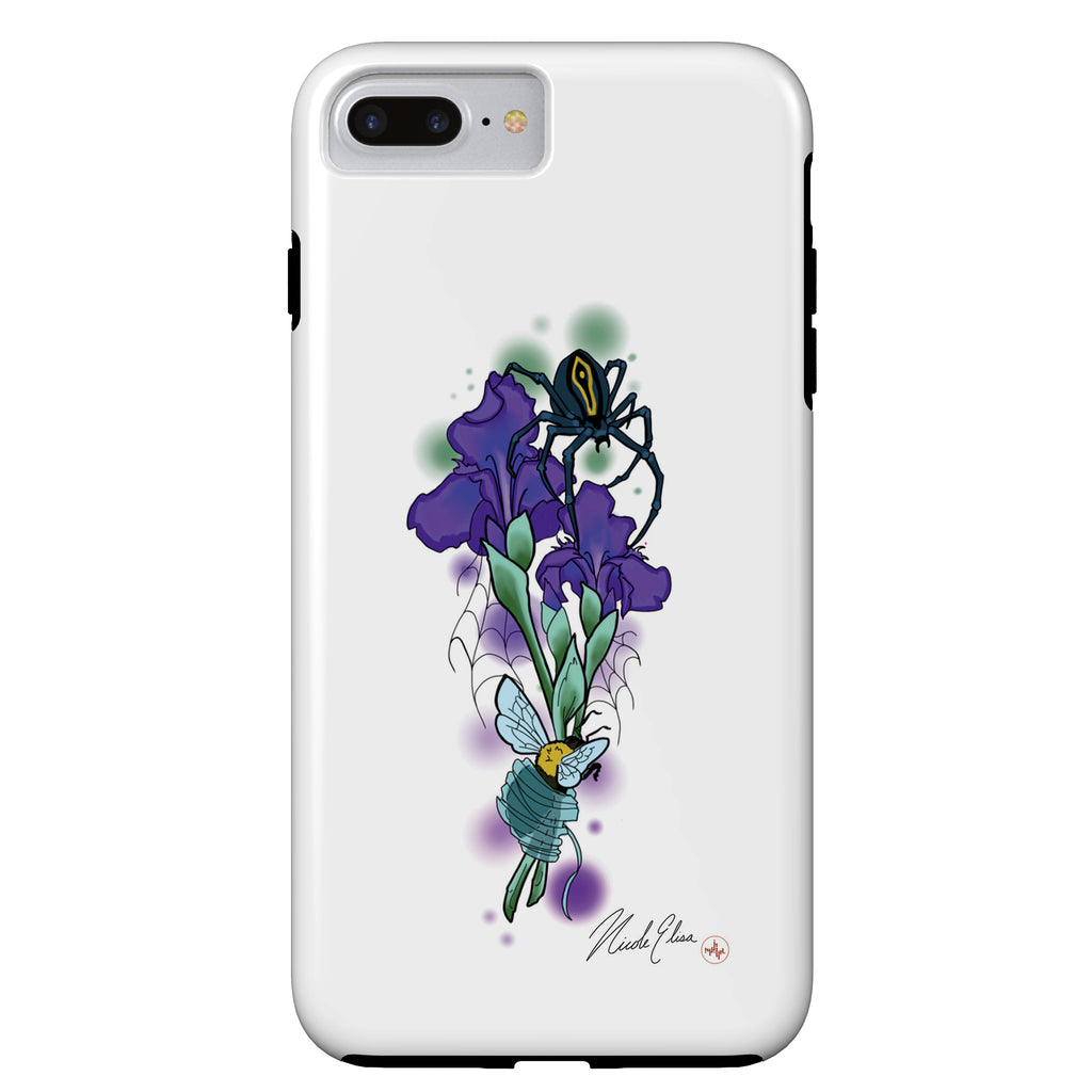 Nicole Elisa - Beautiful Creatures - iPhone Case
