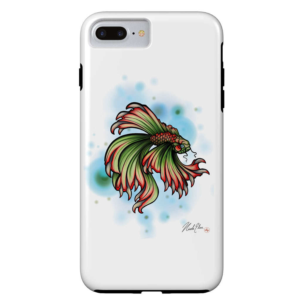 Nicole Elisa - Tooth Fish - iPhone Case