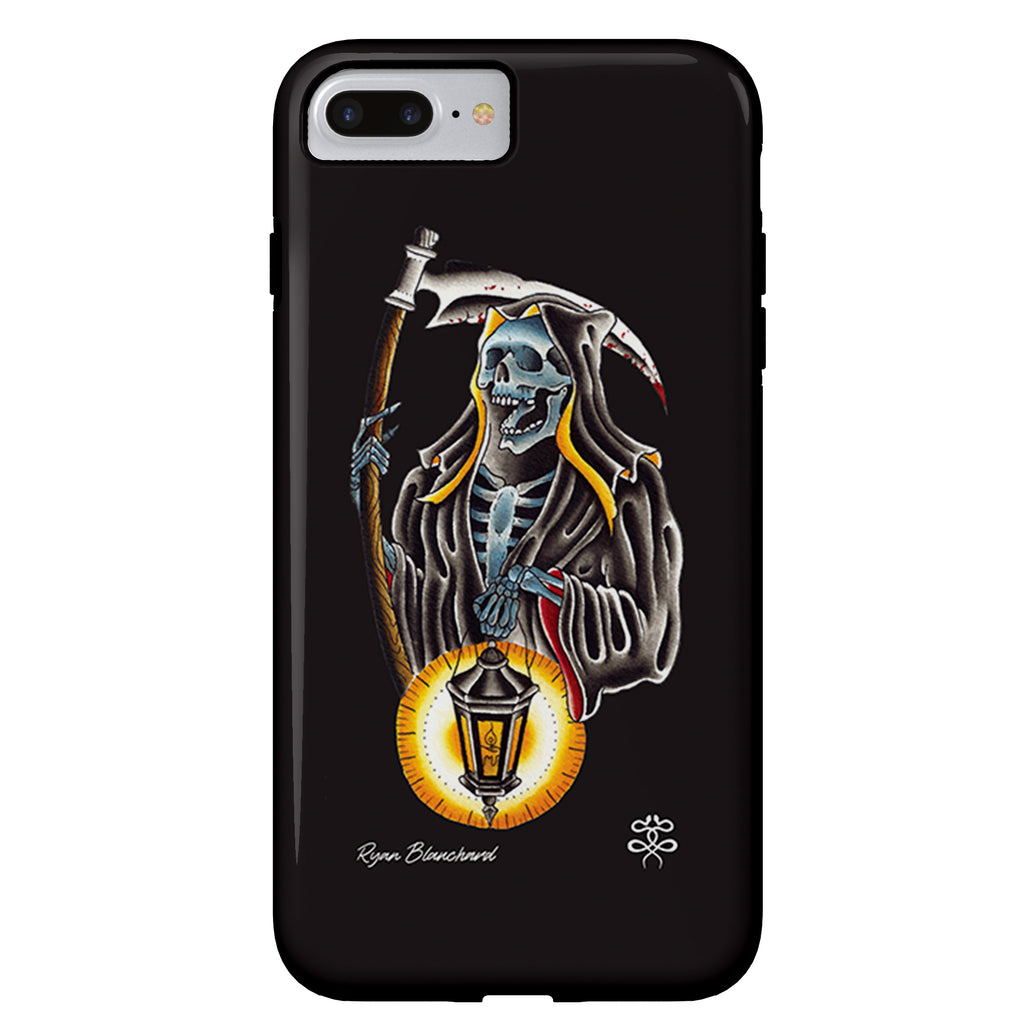 Ryan Blanchard - Death - iPhone Case
