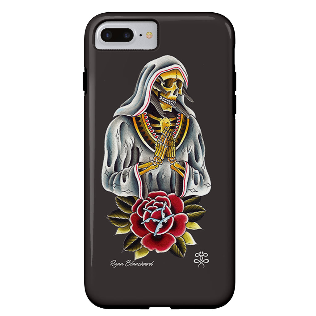Ryan Blanchard - Lady Death - iPhone Case
