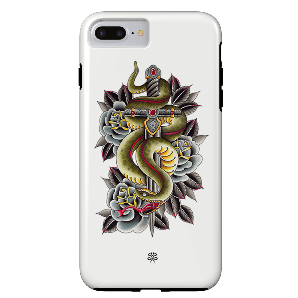 Ryan Blanchard - Sorcerer's Snake - iPhone Case