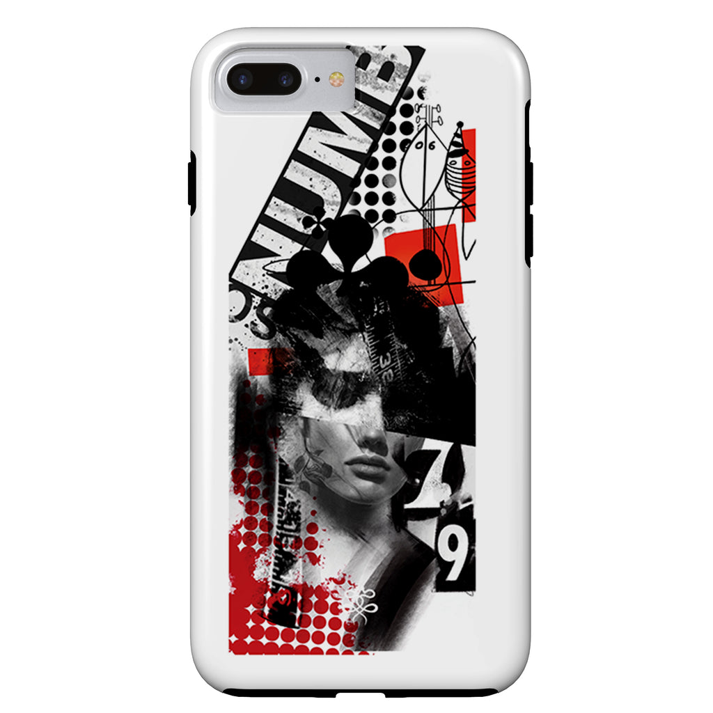 Sameer Patange - Numb - iPhone Case