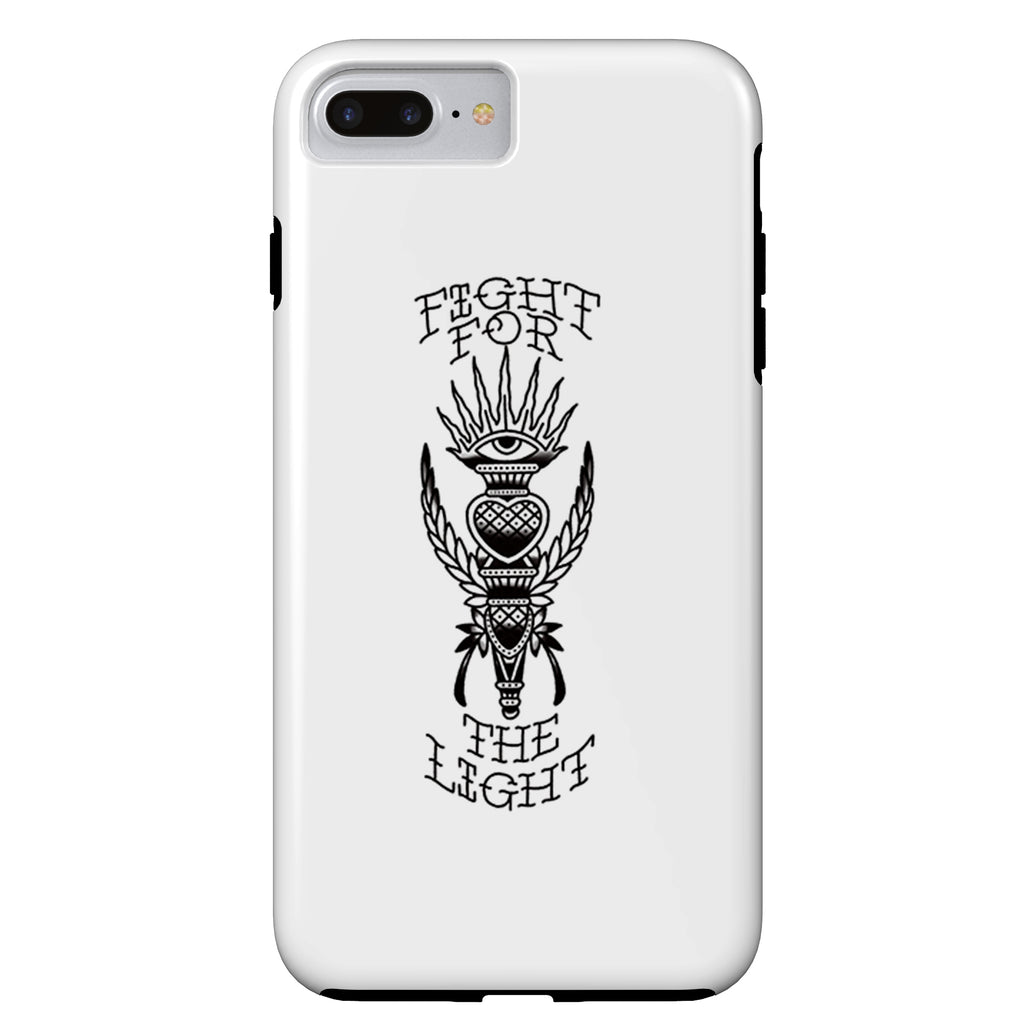 Seth Alexander - Fight for the Light - iPhone Case