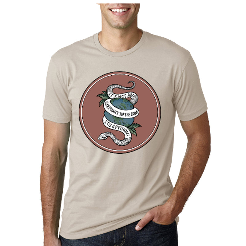 Cat James - Python - T-Shirt