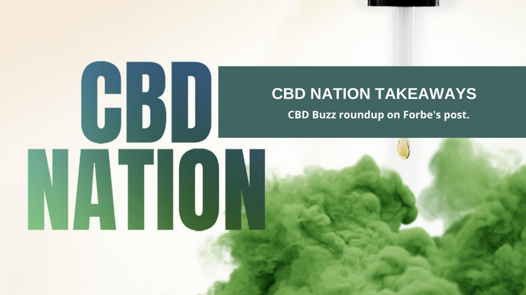 CBD Nation Takeways