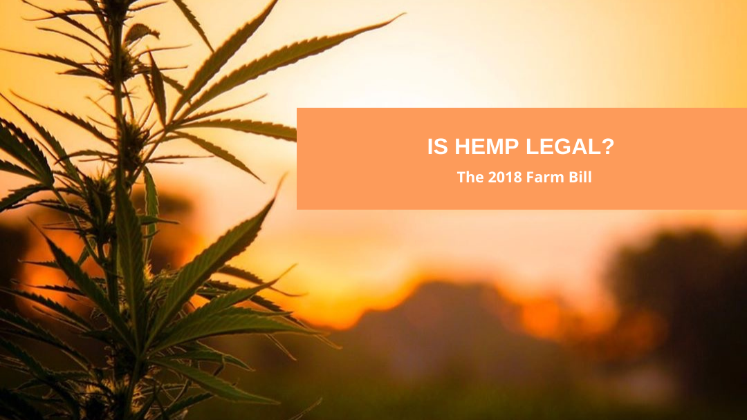 Is hemp legal?