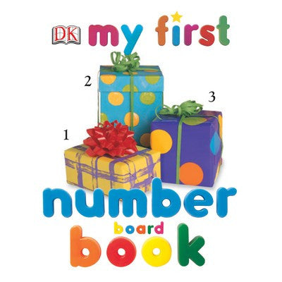 My 1st Board Book Numbers