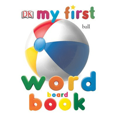 My 1st Board Book Words