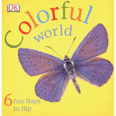 Fun Flaps Colorful World