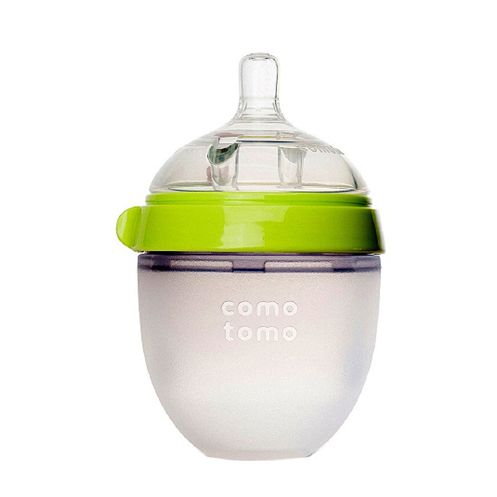 Baby Bottle 5oz- Green