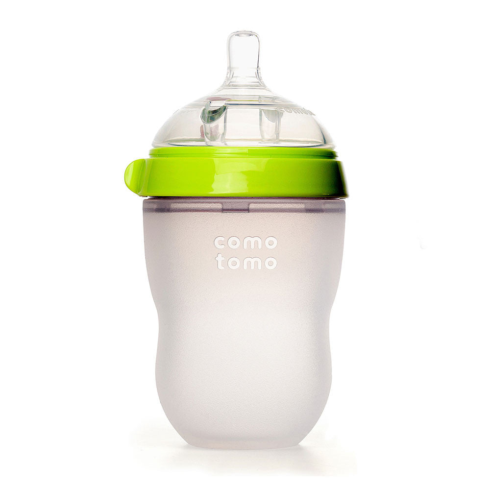 Baby Bottle 8oz- Green