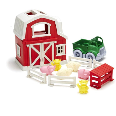 Green Toys Farm Playset