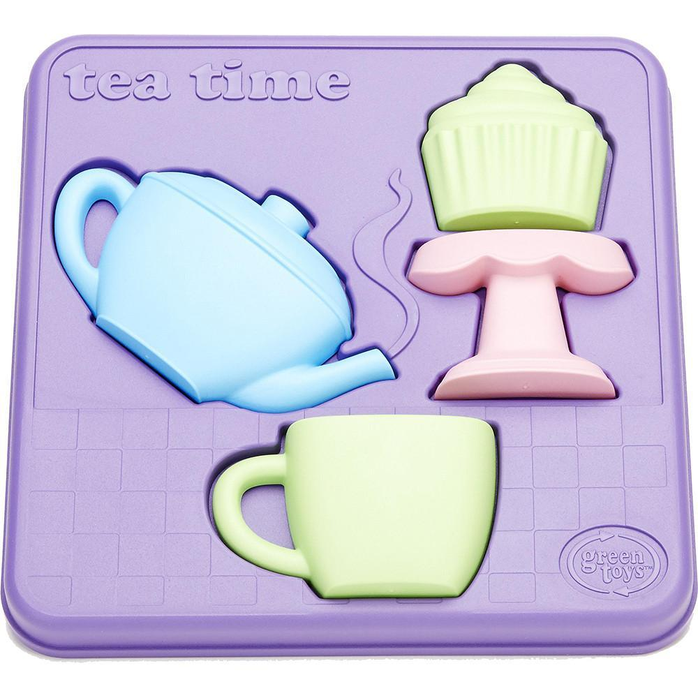 Green Toys Puzzle Tea Party