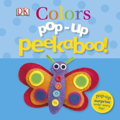 Pop-up Peekaboo Colors