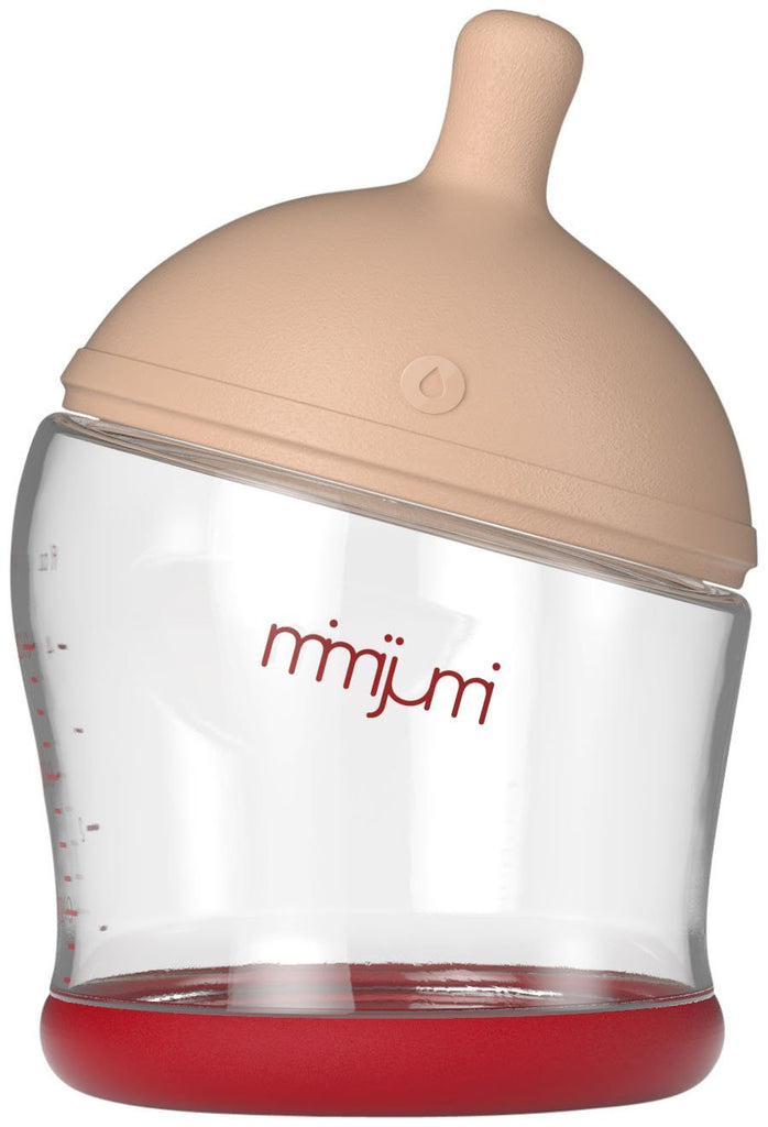 Mimijumi Cap Nipple Bottle- 4 oz.