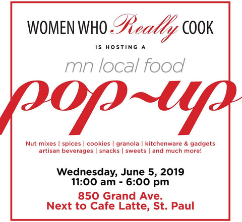 MN Local Foods Pop-Up