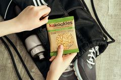 Kakookies Energy Snack Cookies for Workout Fuel and Recovery
