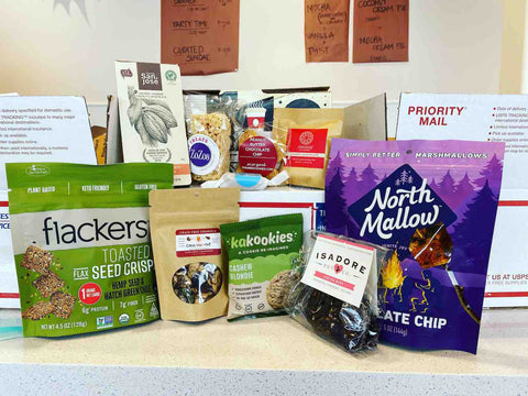 MN Hero Snack Pack - Minnesota local food and snack companies supporting health care workers