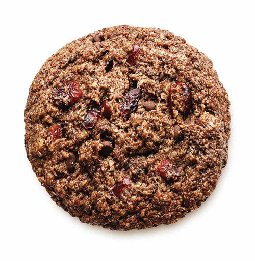 Kakookies Soft and Delicious Dark Chocolate Cranberry Energy Snack Cookies with Superfood Ingredients