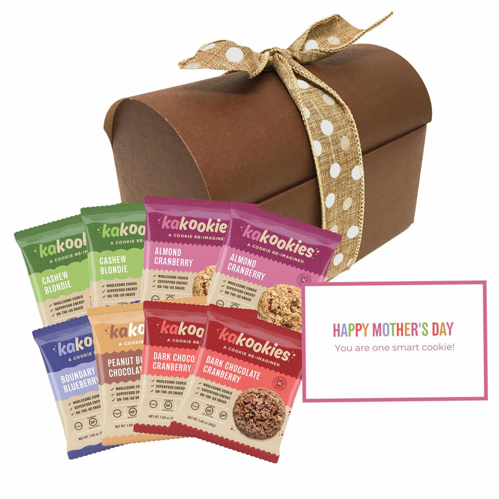 Happy Mothers Day Gift Box of cookies